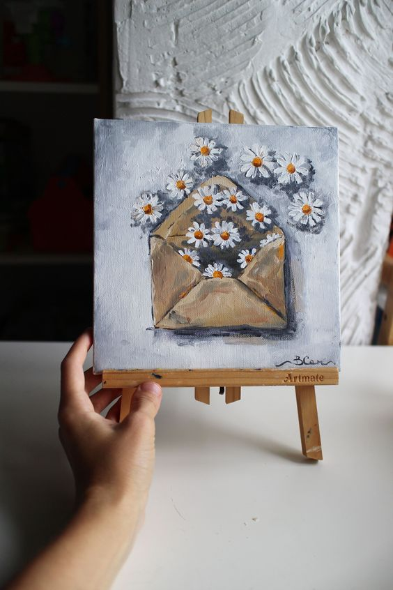 acrylic canvas painting ideas
