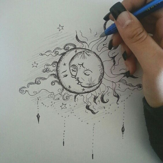 Cool Easy things to draw when bored