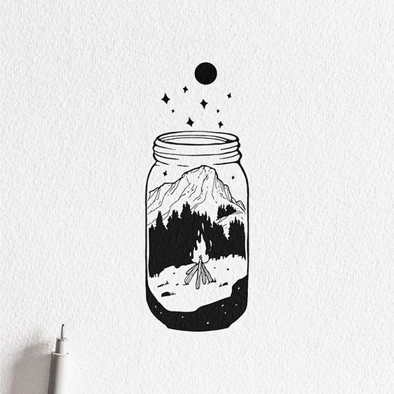 Cool Drawing Ideas for when bored