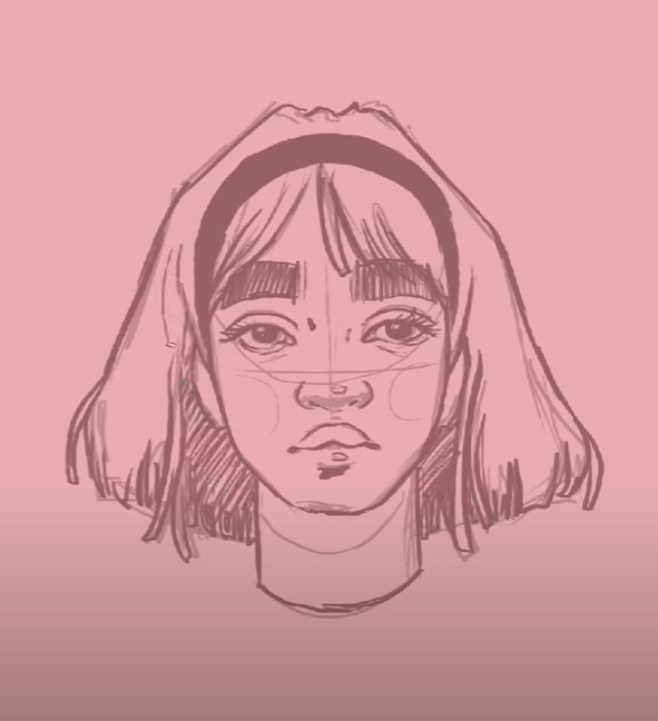 pypah how to draw faces