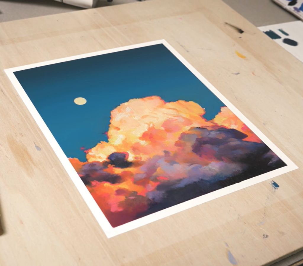 paint clouds from Alpay Efe