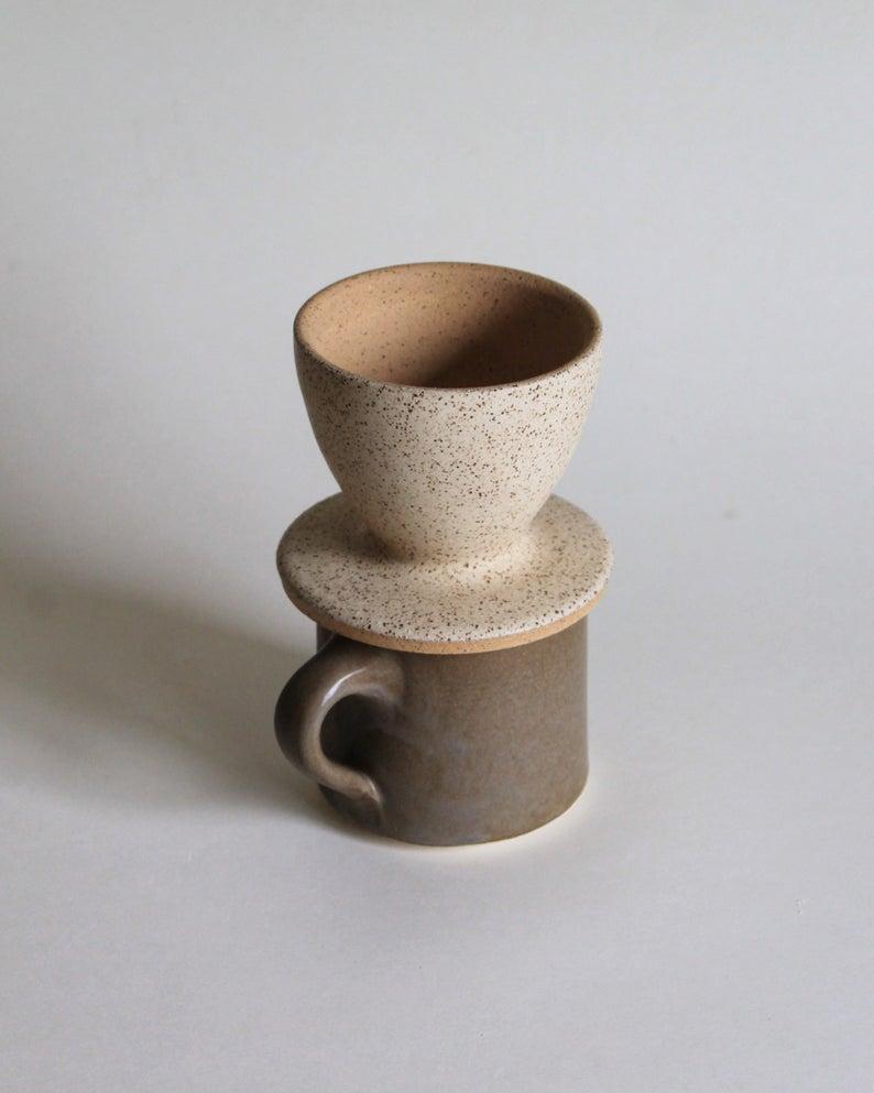 coffee dripper ceramic