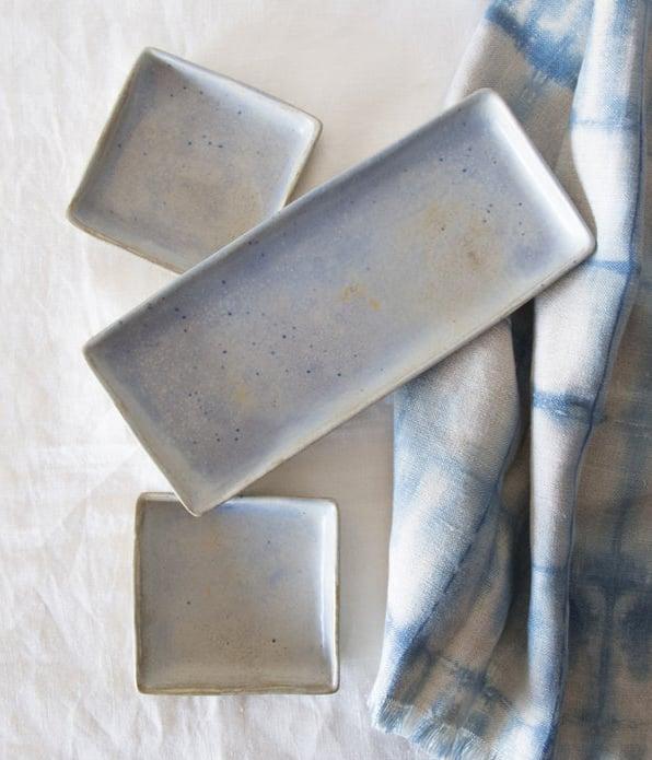 Ceramic Square Plate