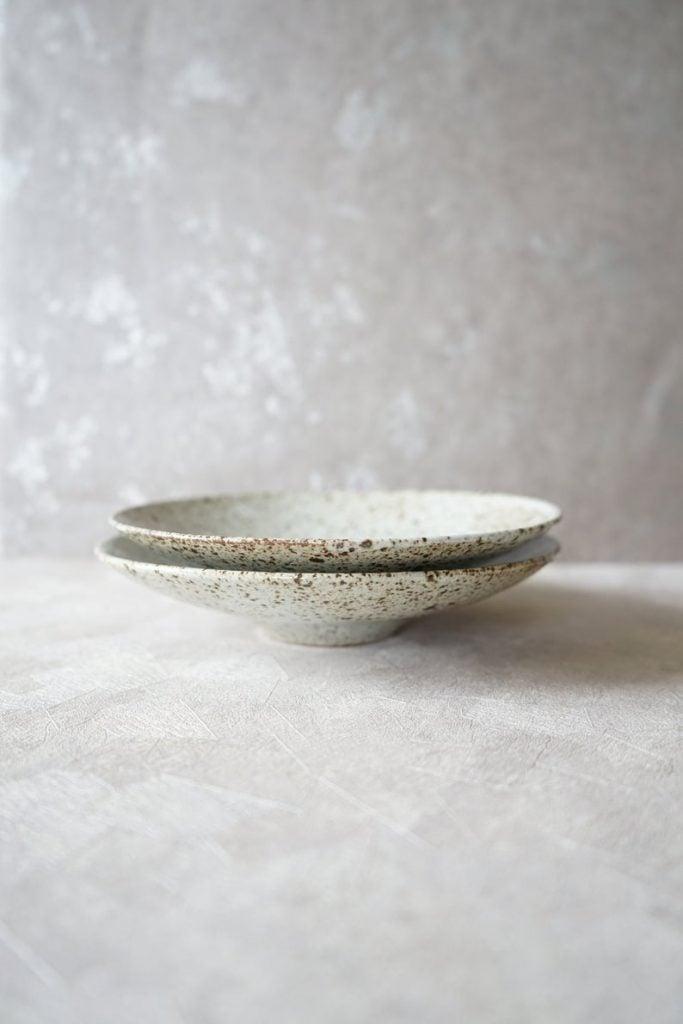 ceramic plates pottery