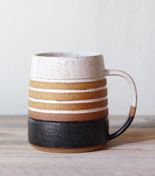 ceramic mug handmade