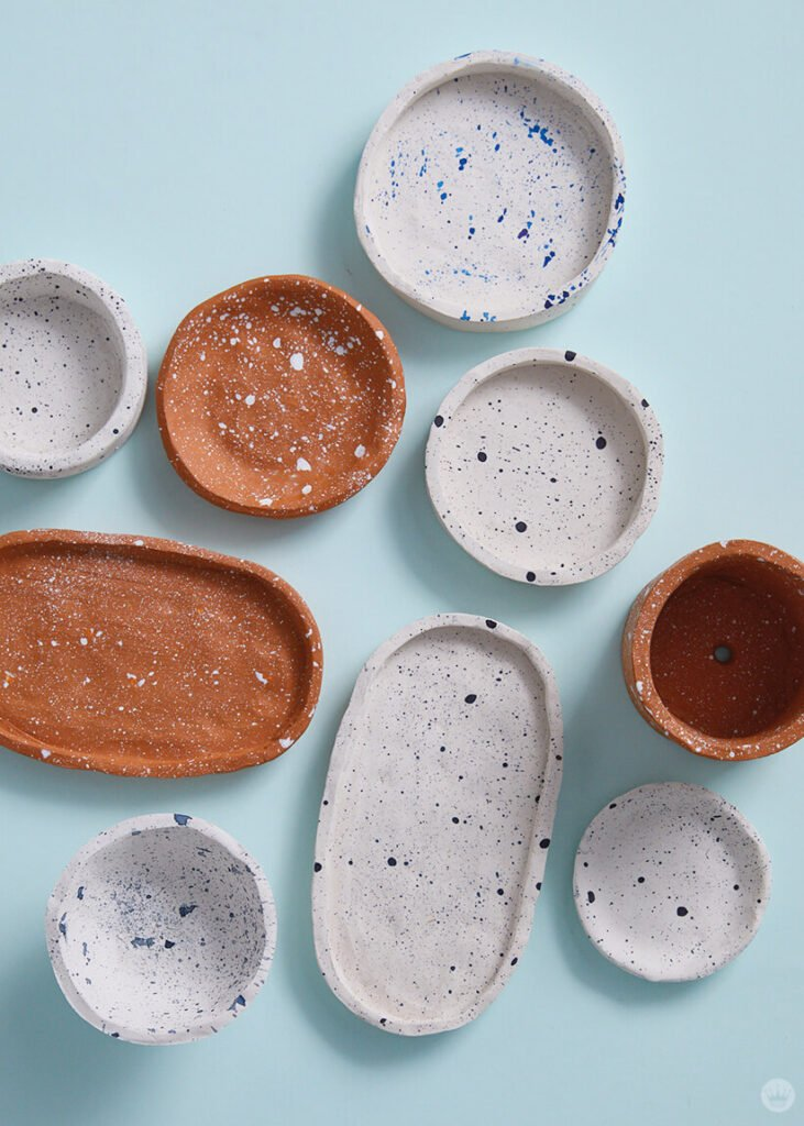 diy clay bowls creative hobbies to try
