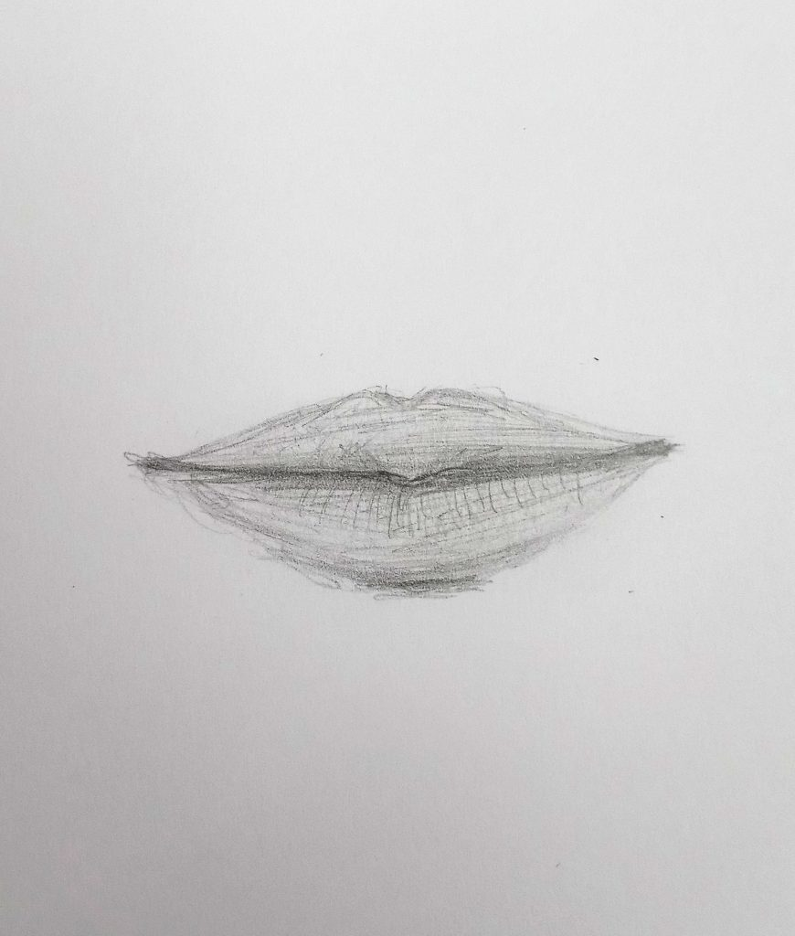 How to Draw Lips