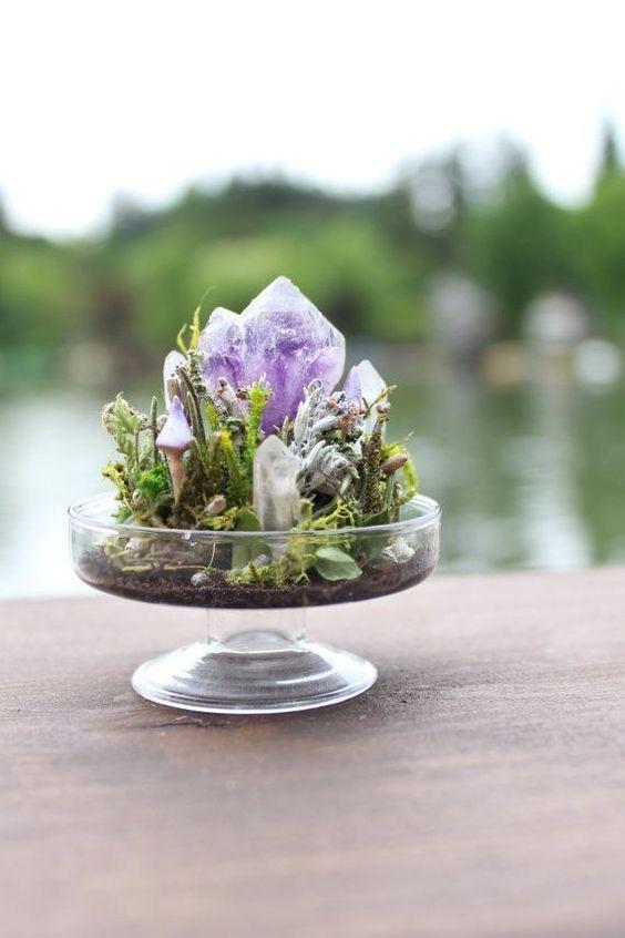 crystal terrarium creative hobbies