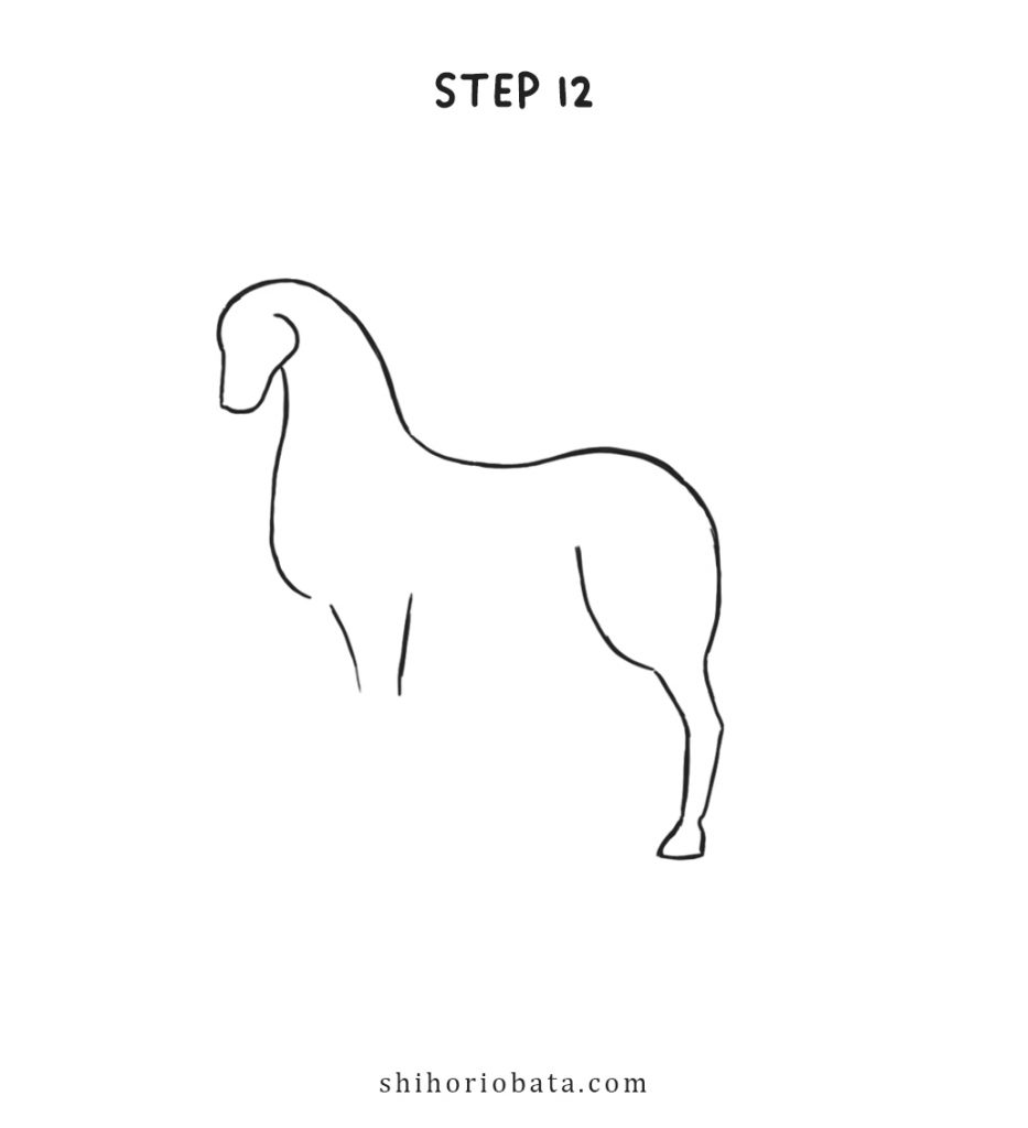 unicorn drawing tutorial