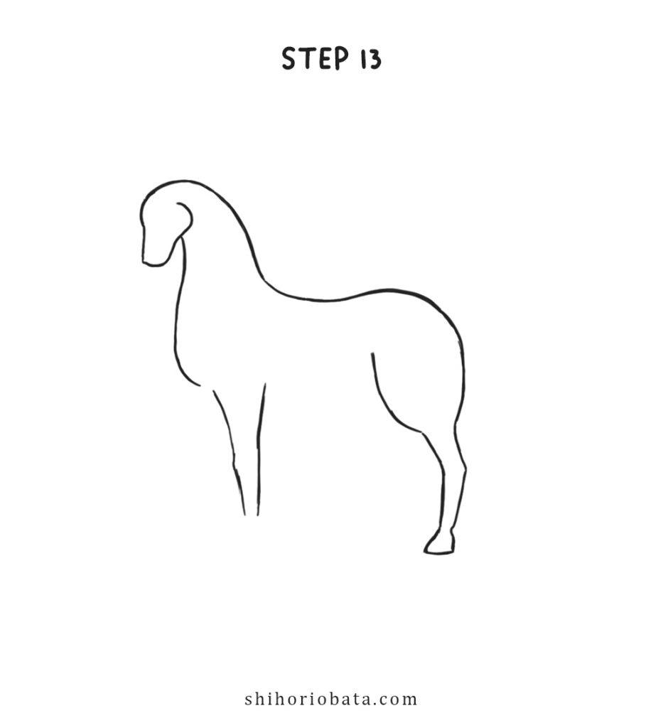 how to draw unicorn