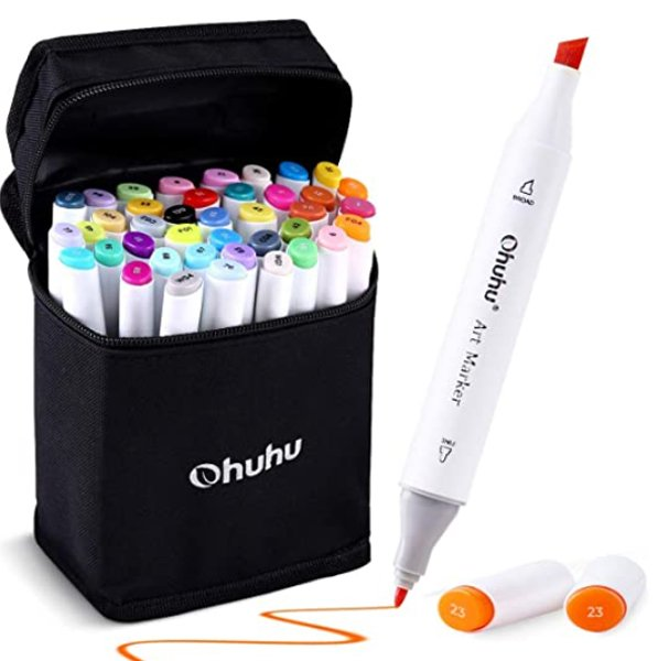 art markers artist gifts