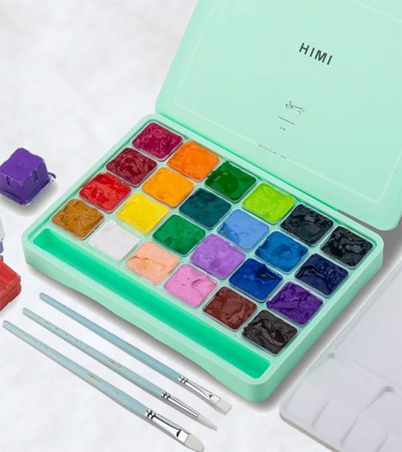 jelly paint set