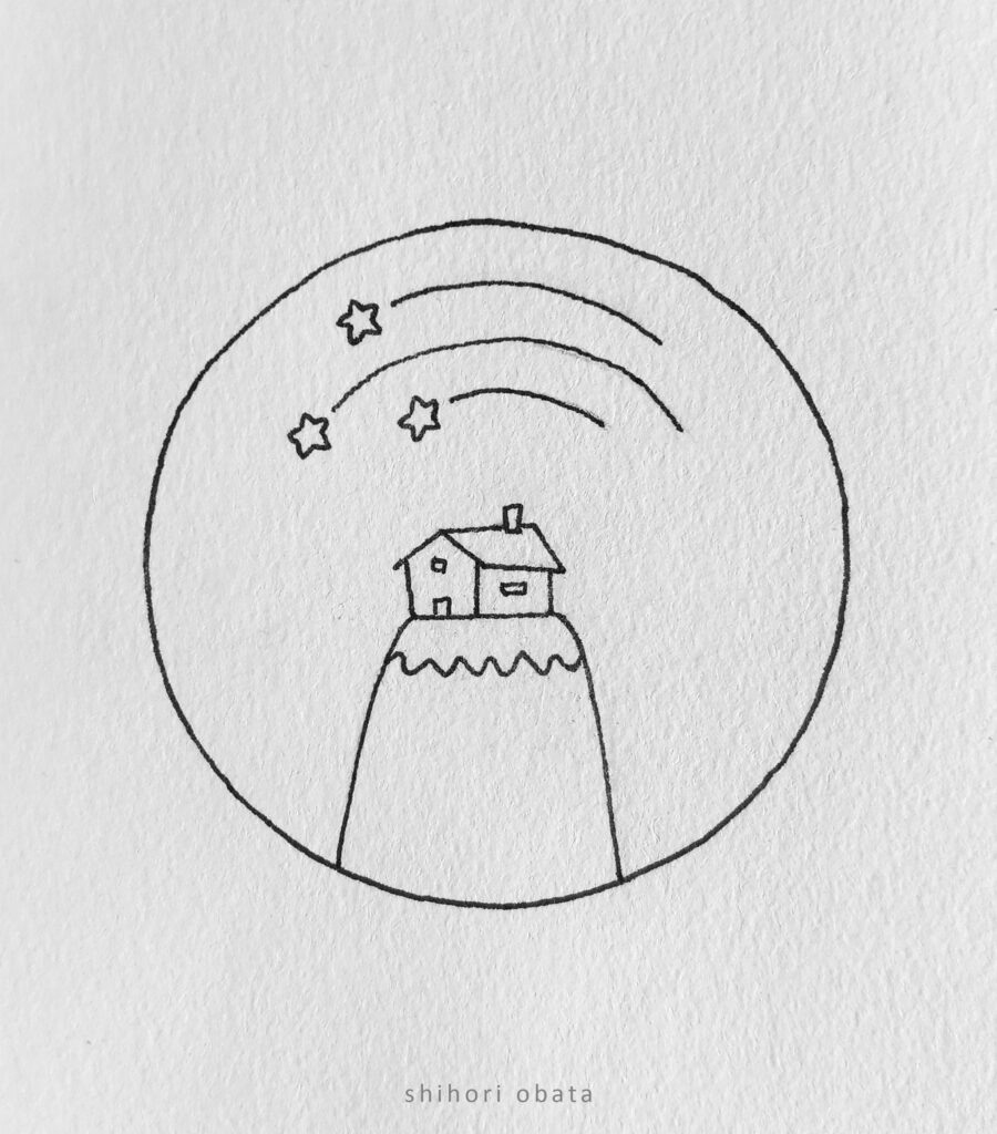 easy house drawing