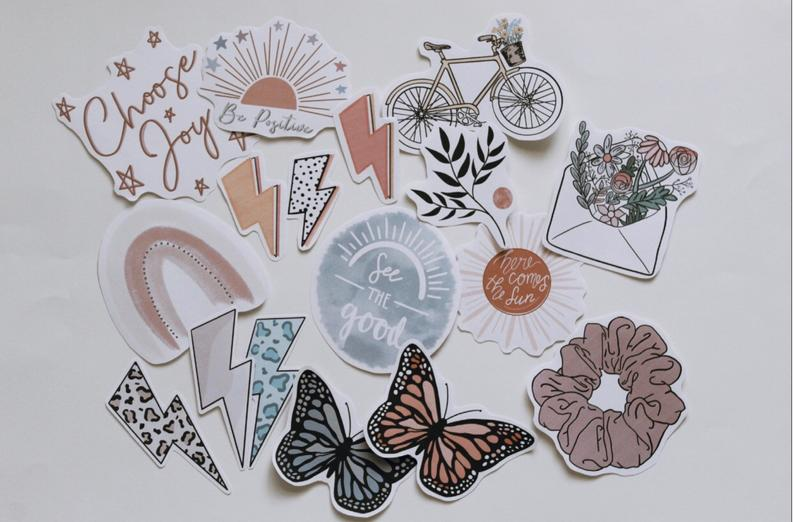 Stickers gift artists