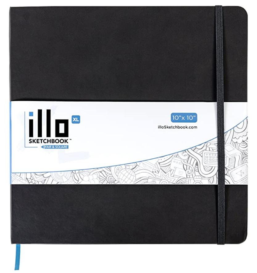 illo sketchbook