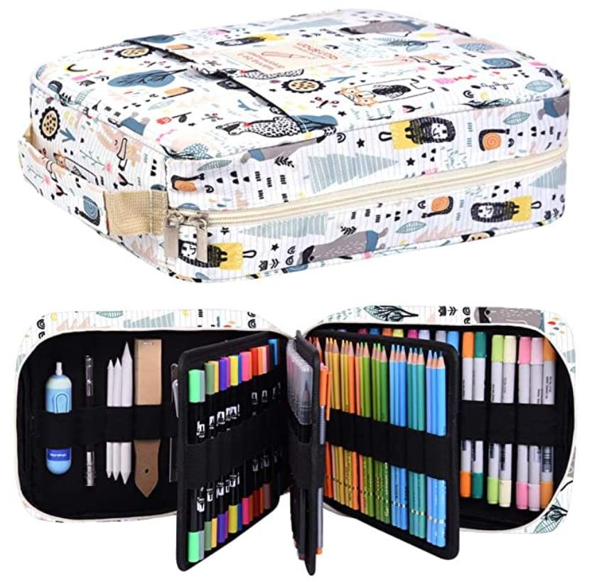 pencil case artist gift