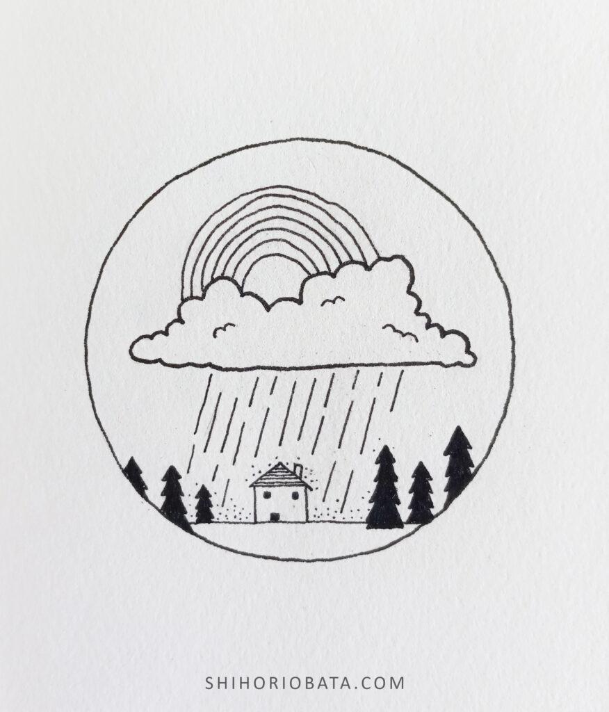 easy circle drawing