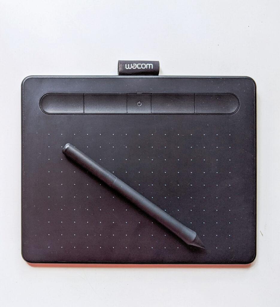 wacom tablet artist gift