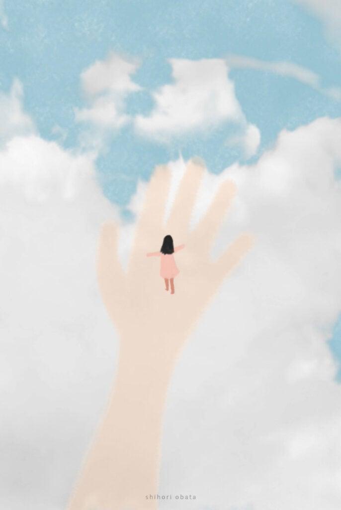 walking in clouds shihori obata