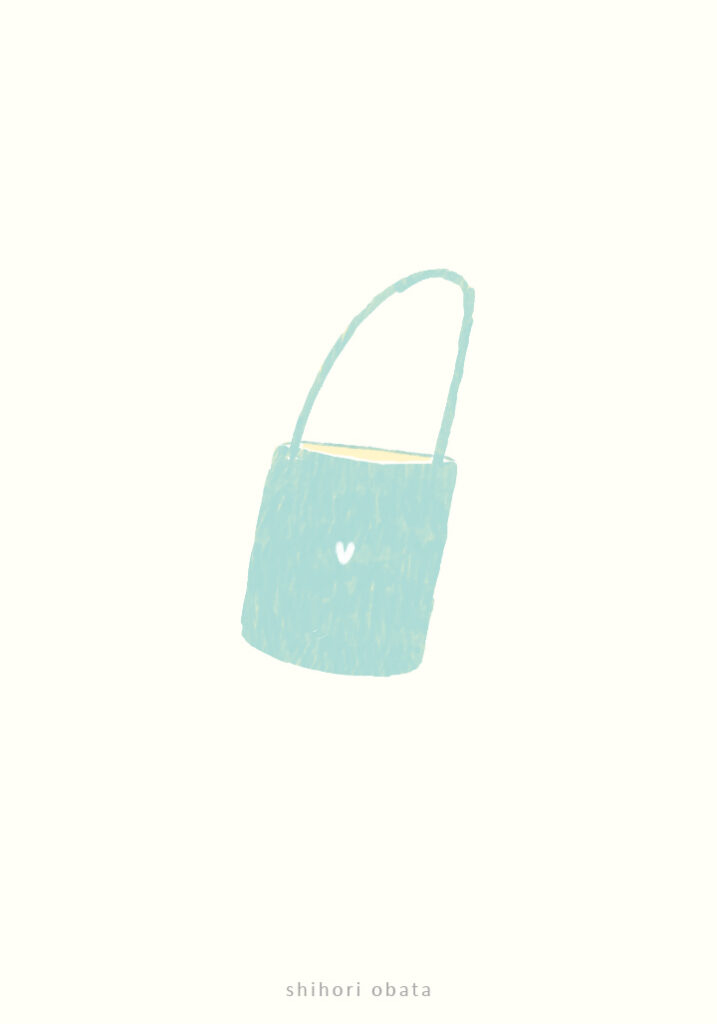 easy things to draw bag