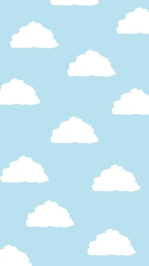 cloud aesthetic phone wallpaper