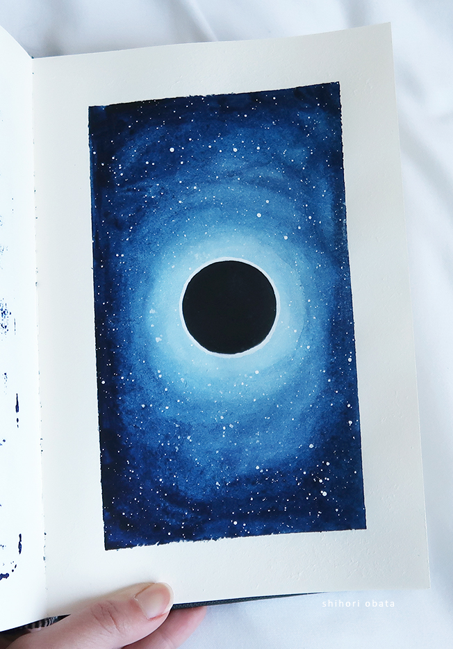 easy things to paint eclipse