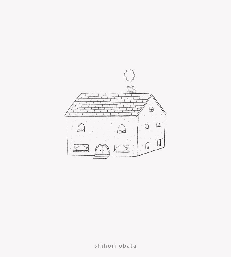 house drawing easy