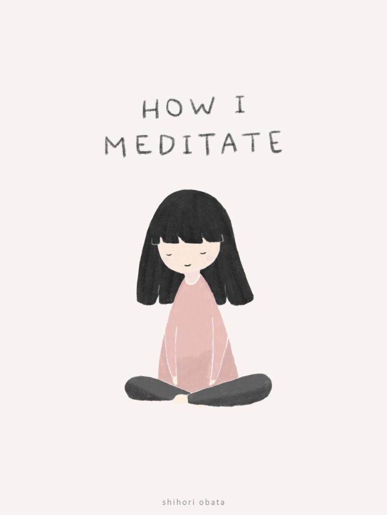 how i meditate everyday