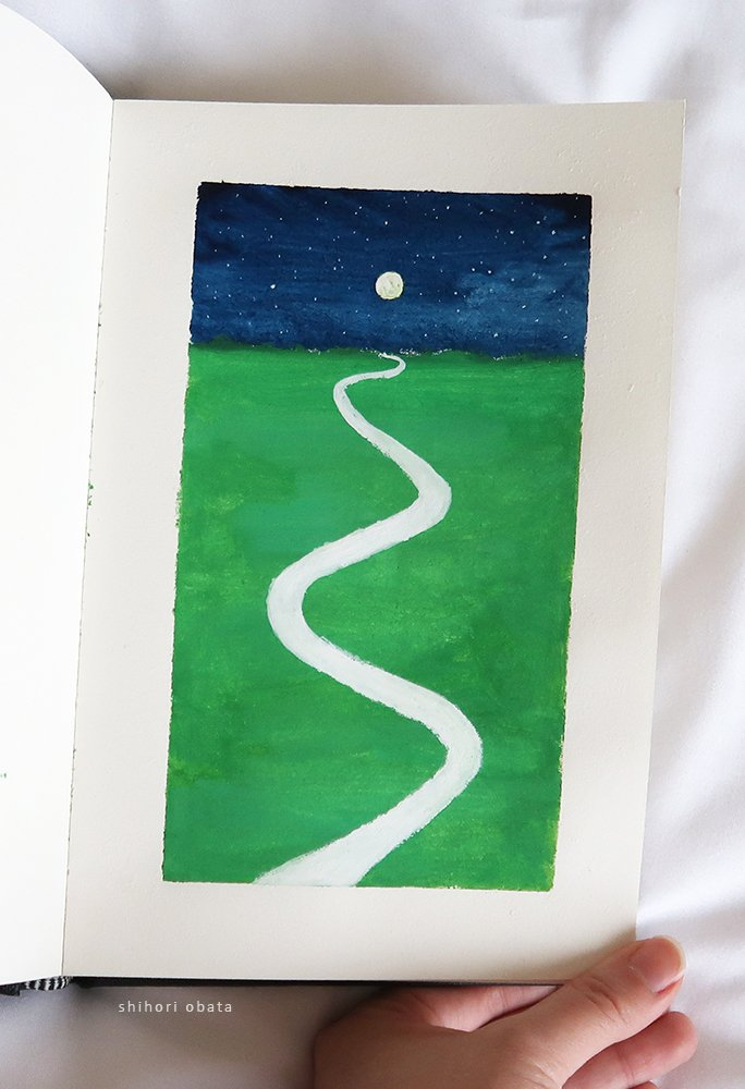 easy painting idea