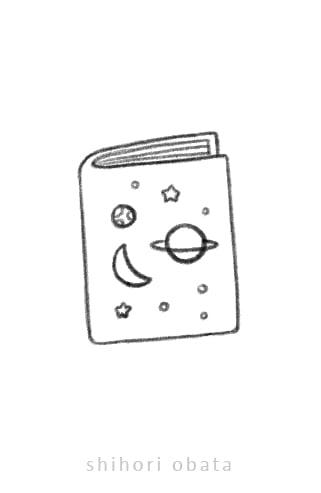 book drawing easy