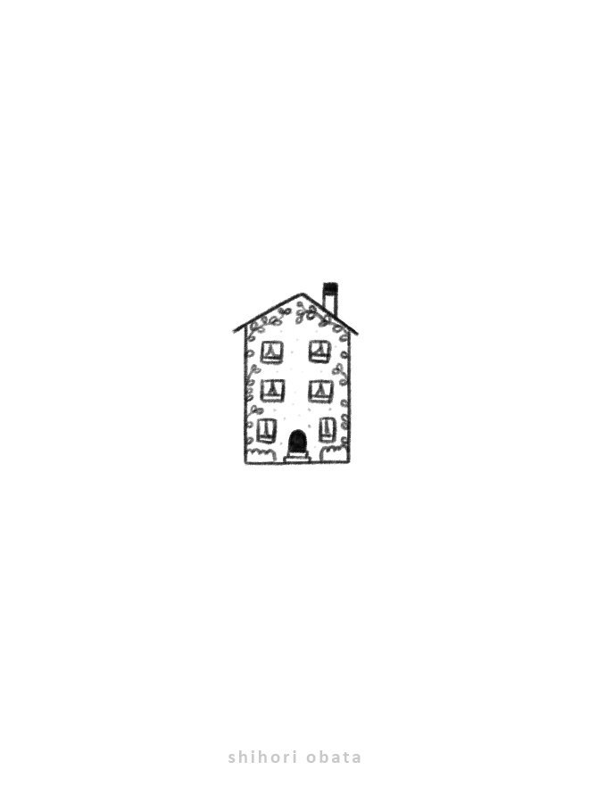 simple easy house drawing