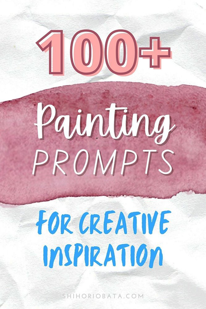 painting prompts for creative inspiration