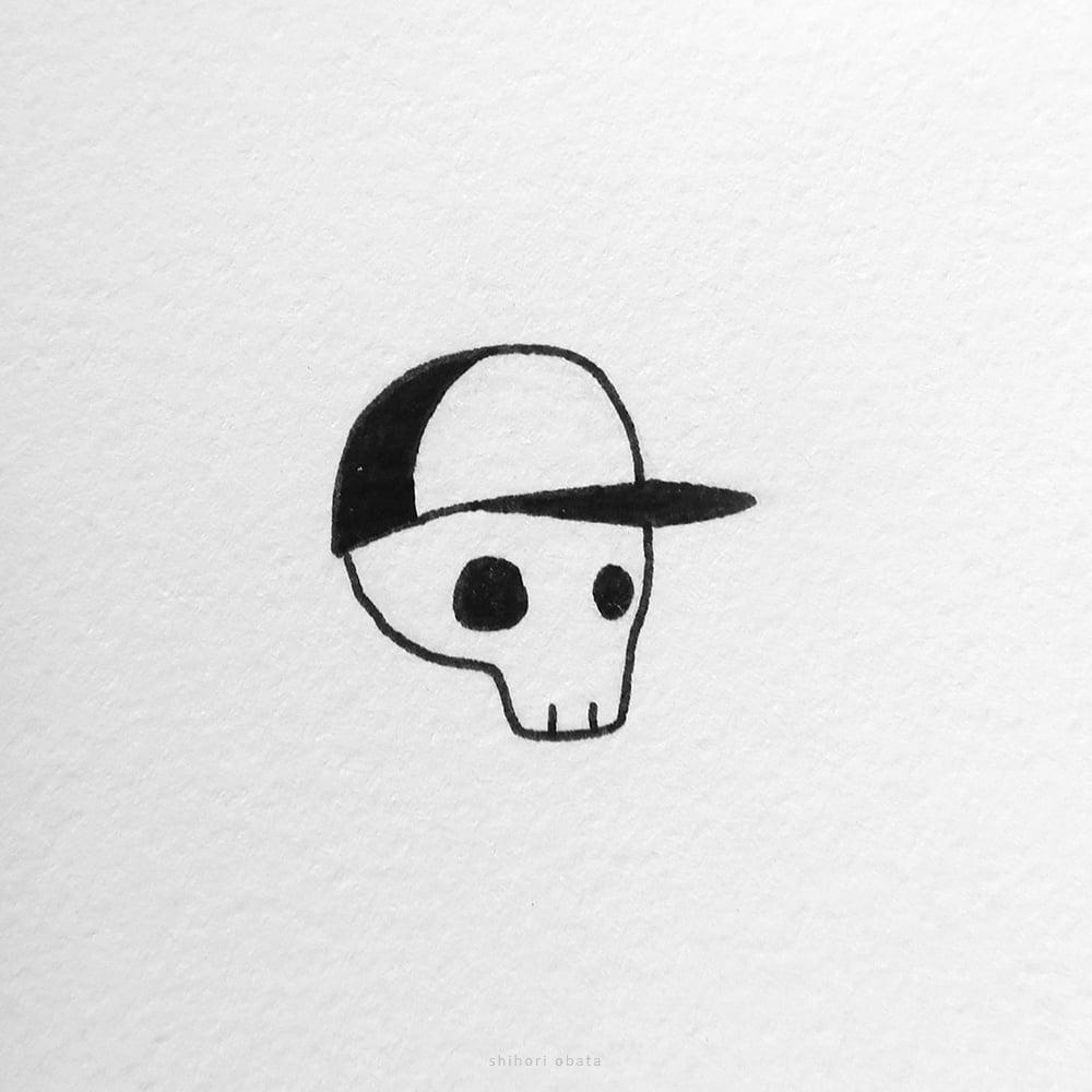 20 Easy Skull Drawing Ideas